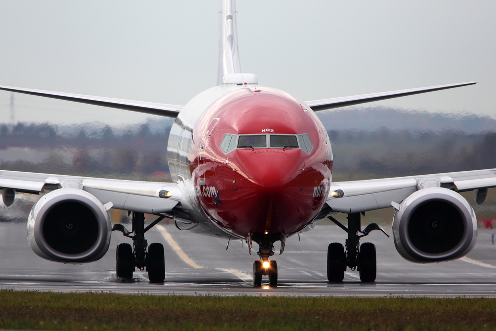Boeing 737 Norwegian Air Shuttle